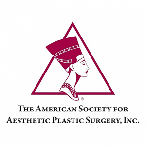The American Society for Aesthetic Plastic Sugery Inc. Logo