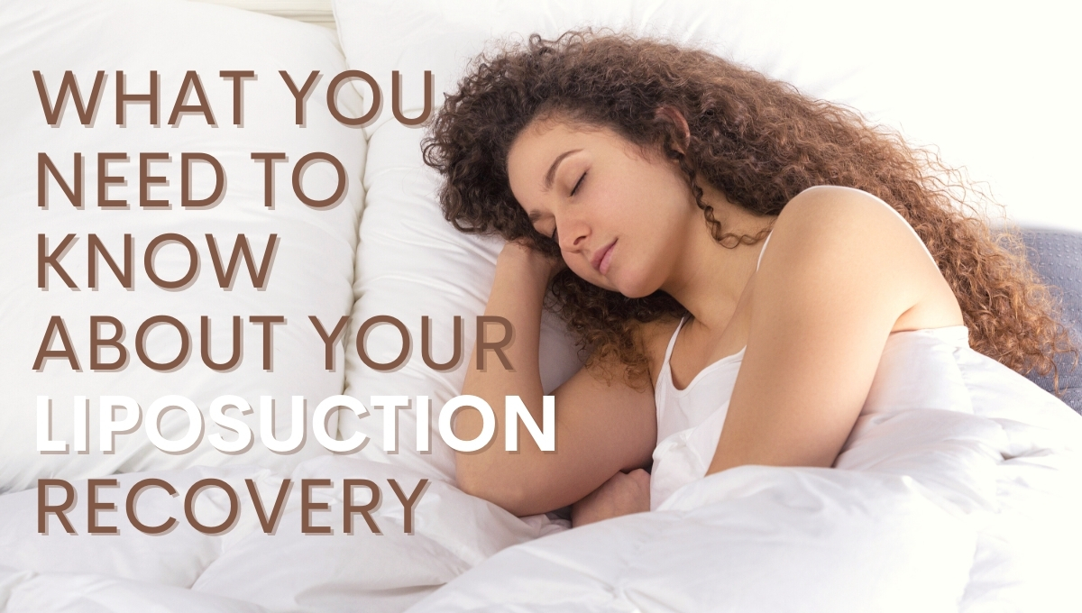 What You Need To Know About Your Liposuction Recovery