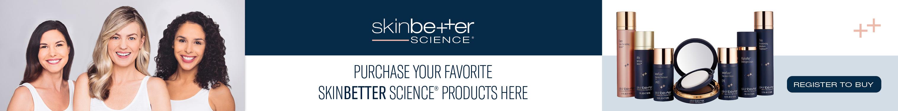 Skinbetter Banner